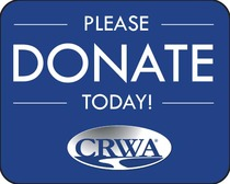 Please Donate to CRWA today!